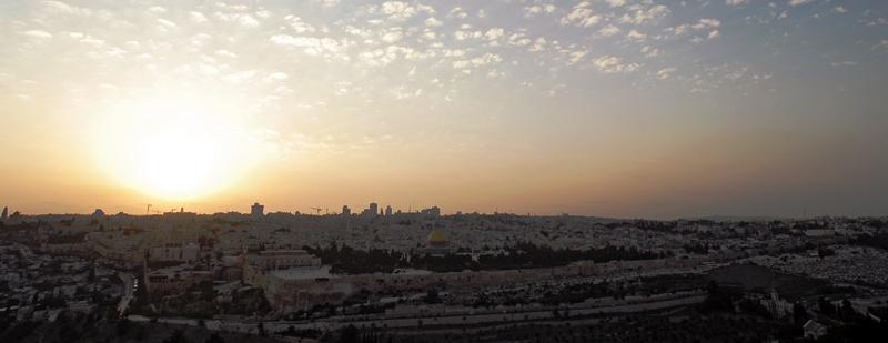 Jerusalem-view