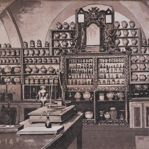 The Pharmacy of St. Saviour
