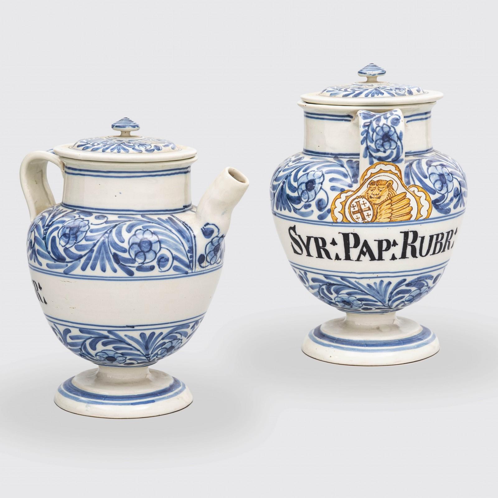 I vasi di Venezia