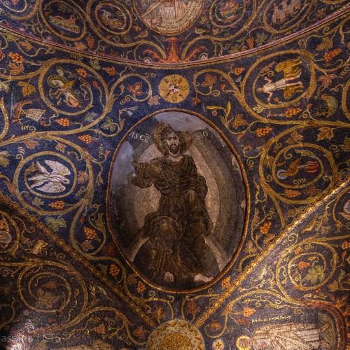 Mosaicos de la Capilla Latina del Santo Sepulcro, 1933